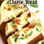 Bacon Garlic Cheese Bread