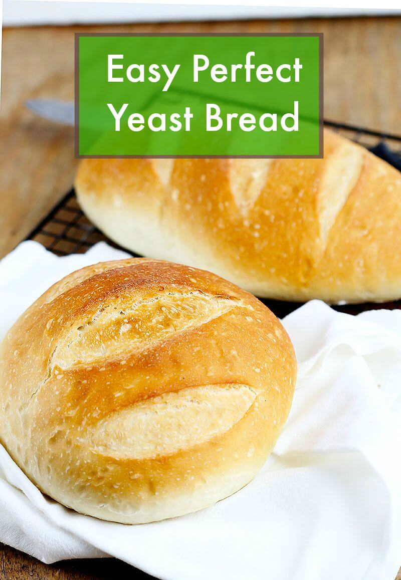 active dry yeast bread recipe