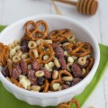 Sweet Honey Almond Snack Mix