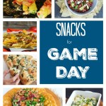 Snacks for Game Day