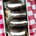Chocolate Whoopie Pies-