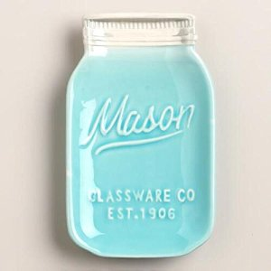 Mason Jar Spoon Rest