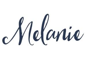 Melanie Signature
