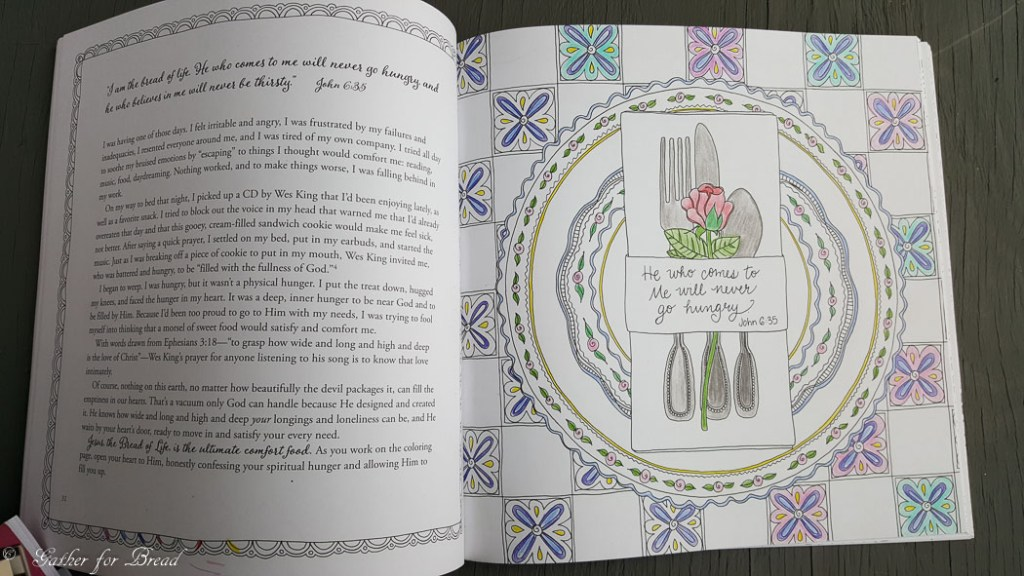 Restore My Soul Coloring Book Review