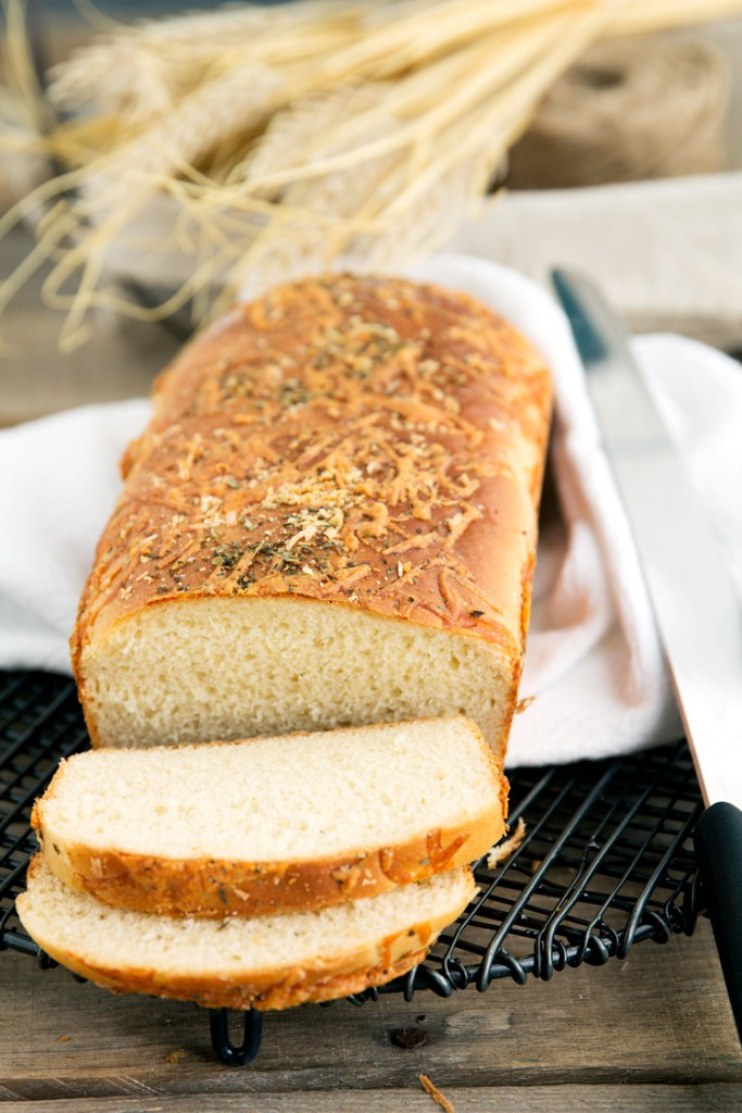 Three Cheese Yeast Bread