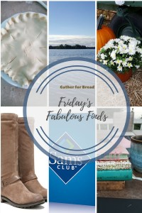 Friday Fabulous Finds Week 12