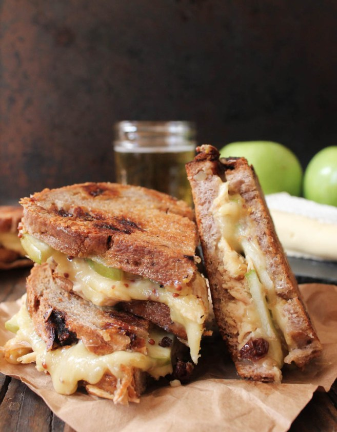 Roast-Chicken-Apple-and-Brie-grilled-cheese-6