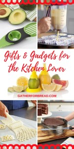 Gifts & Gadgets for the Kitchen Lover