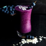 Blueberry Coconut Energy Smoothie