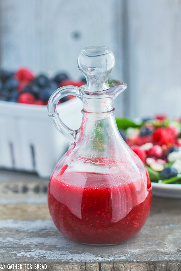Raspberry Vinaigrette