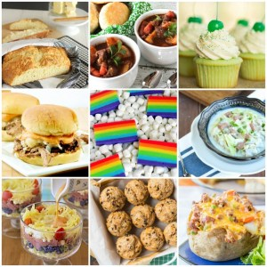 Unique St. Patrick's Day Recipes