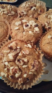 banana nut muffin 2