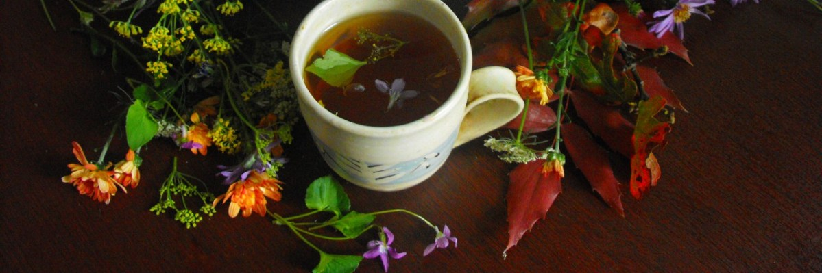Stoke Your Digestive Fire & Nourish Your Third Chakra with Yoga & Herbal Tea