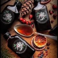 Winter Woodland Medicine: Delicious & Warming Tonic Syrups