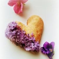 Sweethearts: Wild Violet Sugar Valentines