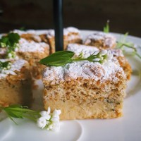 Spellbinding Sweet Woodruff Cake: Prosperity Magic