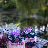 Wild Cakes for Camossung: A Prayer For Restoring The Garden
