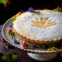Tarta De Venus: A Not So Traditional Easter Cake