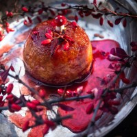 Witches Sweets: Barberry Syrup Cakes