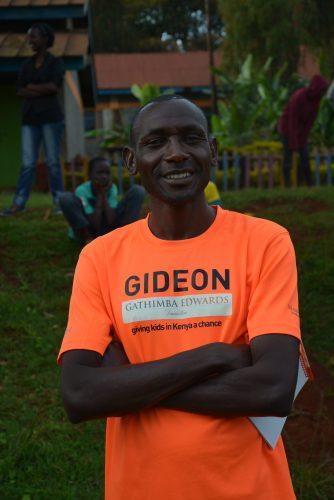 Meet the team - founder - Gideon Gathimba