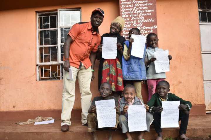 School Sponsorship twinning program
