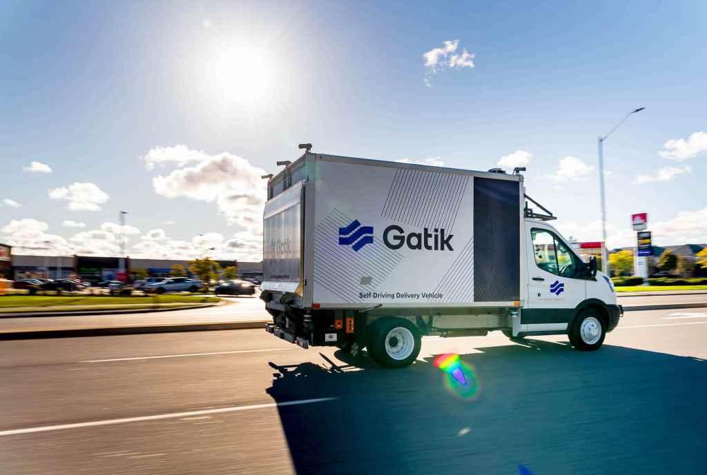 Gatik Adds Autonomous Box Trucks to Game Plan