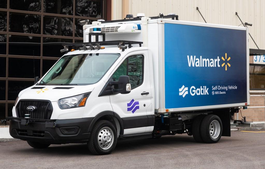 Gatik Launches Electrification Strategy