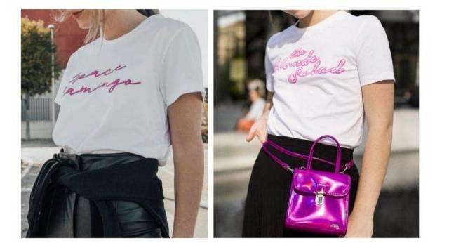 Camisetas de la colección de Paula y de la colección de  <a href=