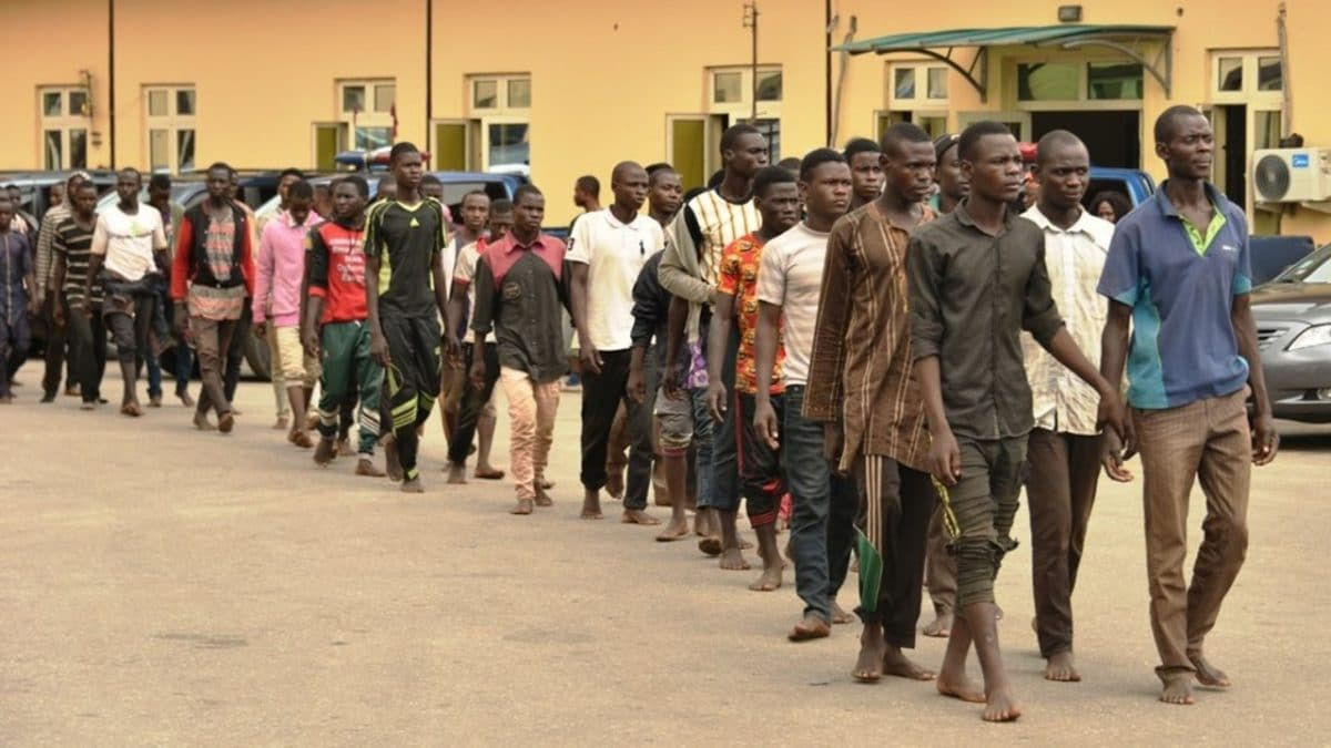 What police did to 123 Northerners detained after entering Lagos