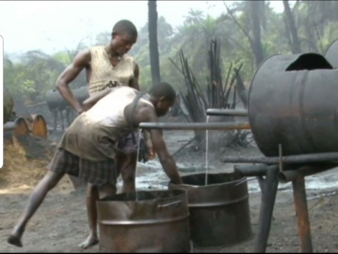 Why Oil Theft, Bunkering, Pipeline Vandalism, Illegal Refineries Will Continue