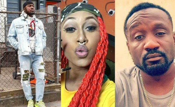 Yemi Alade's record label boss, Taiye Aliyu tells Cynthia Morgan to own up to her mistakes and grow