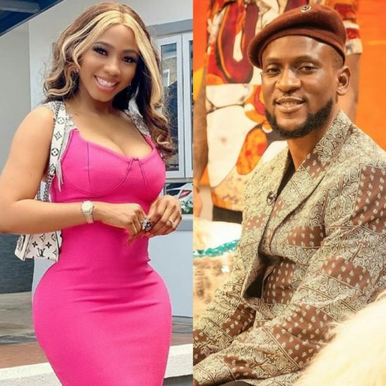 BBNaija Reunion: Omashola apologises for calling Mercy prostitute (VIDEO)