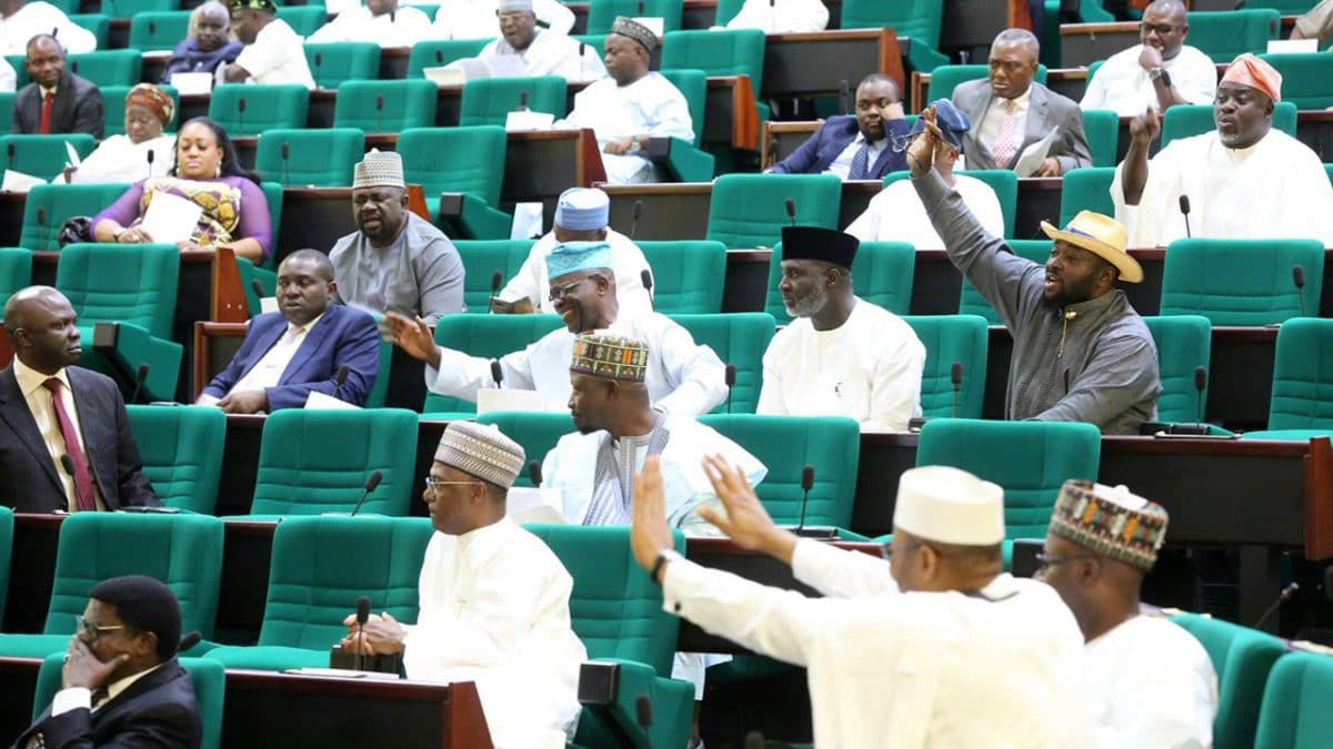 House passes for second reading, constitution amendment bill