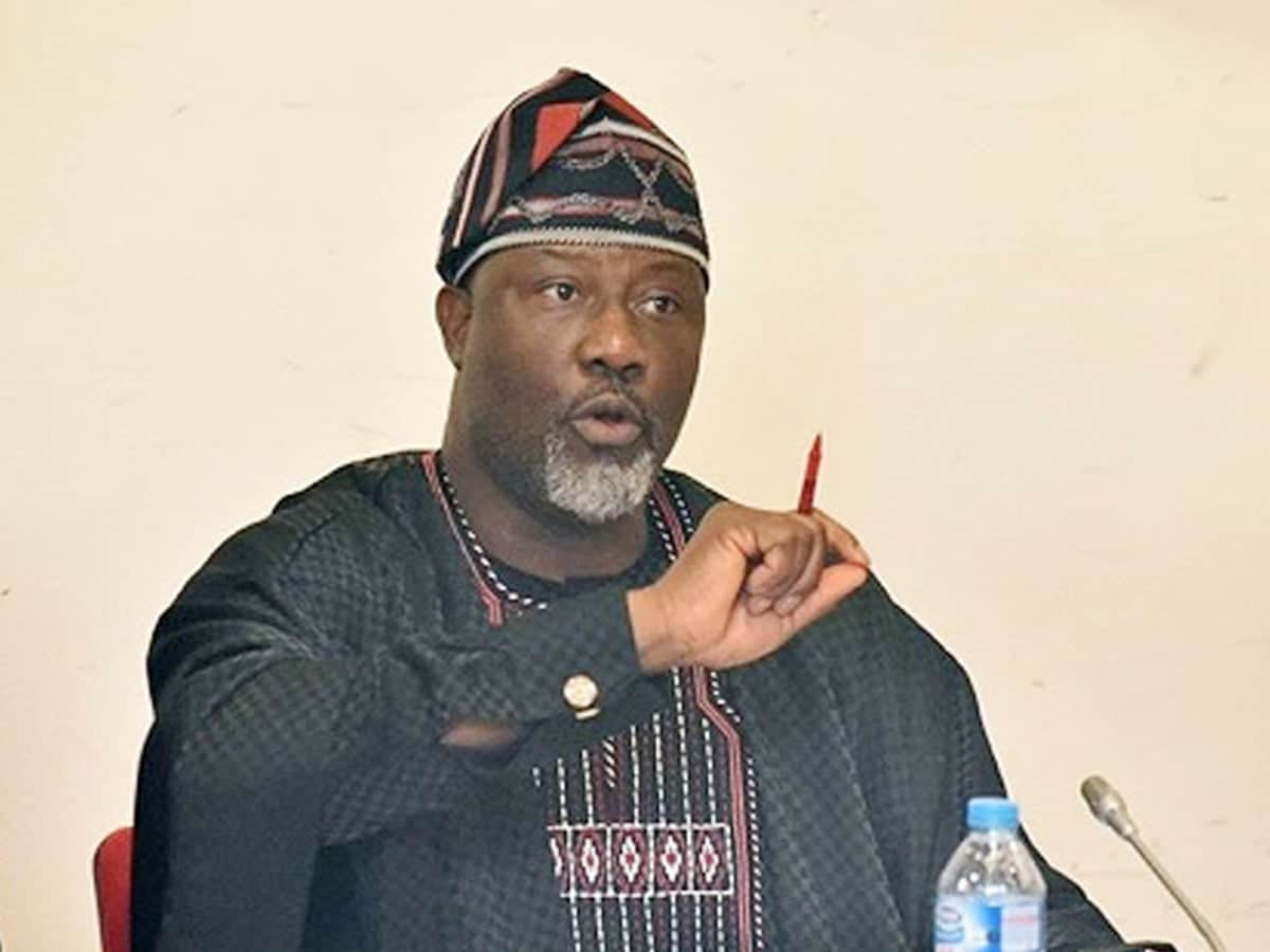 End SARS: Dino Melaye rebukes Buhari govt over N25bn donation to youths