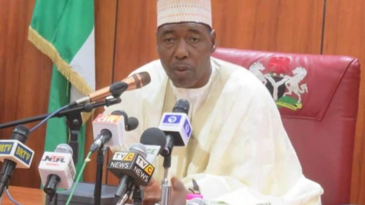Boko Haram: Gov. Zulum mourns Col. Dahiru Bako killed by insurgents in Borno