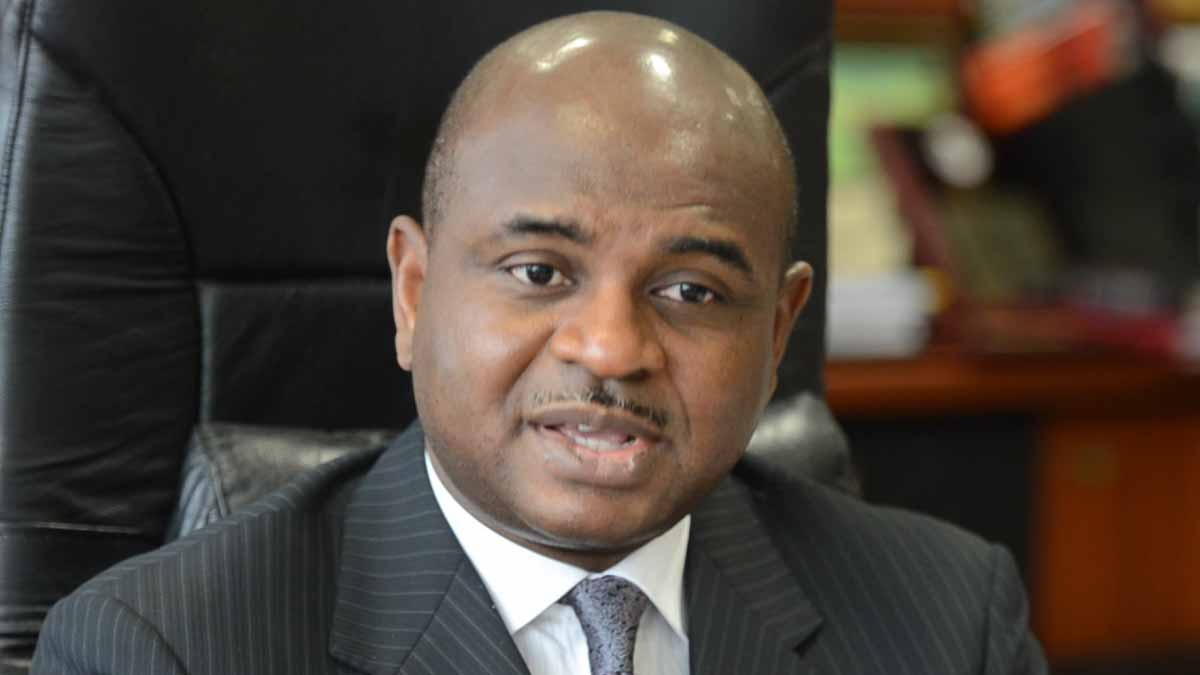End SARS: Moghalu reveals what'll happen in Nigeria over freezing of protesters' accounts by Buhari govt