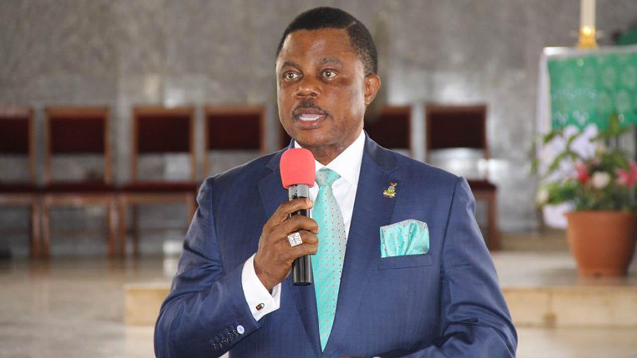 Obiano suspends Anambra monarch over crisis in community