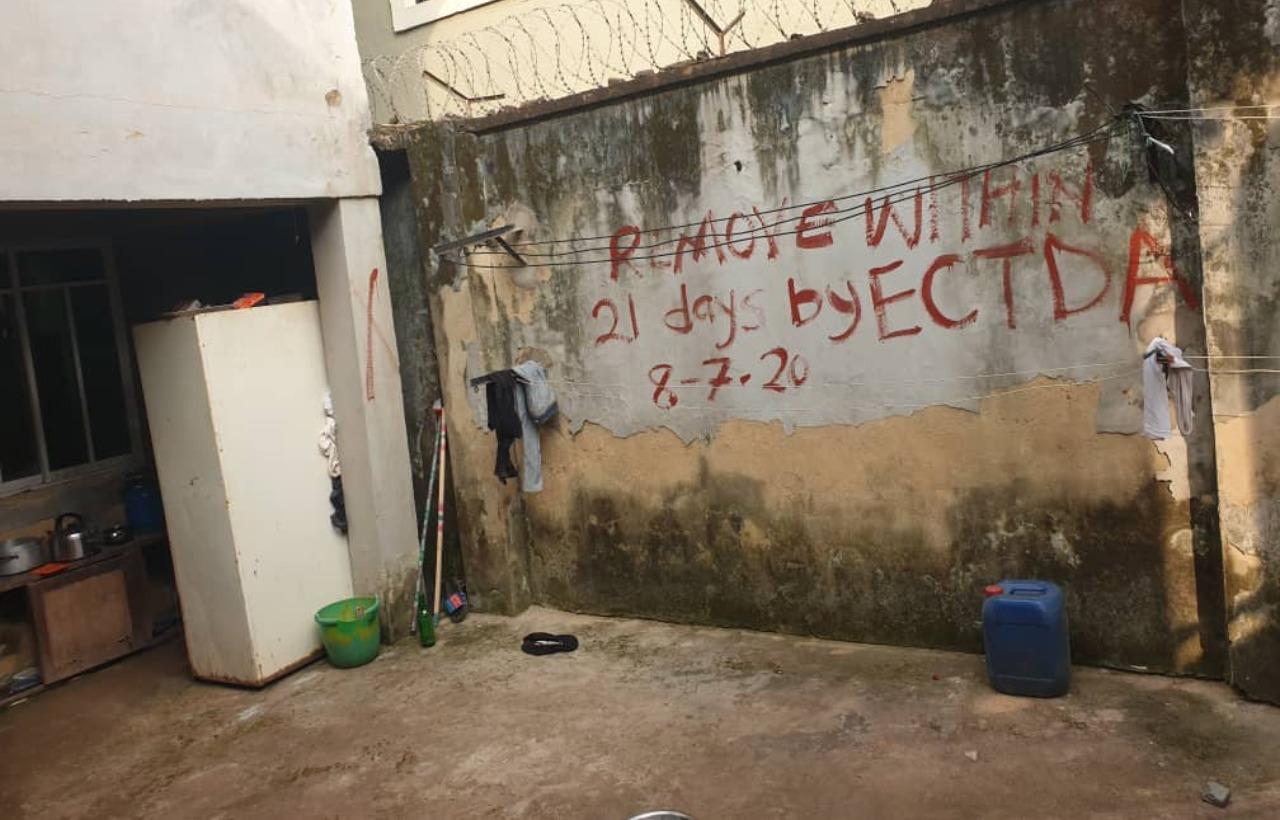 Enugu Airport: Court ordered demolition of Emejulu's house – ECTDA