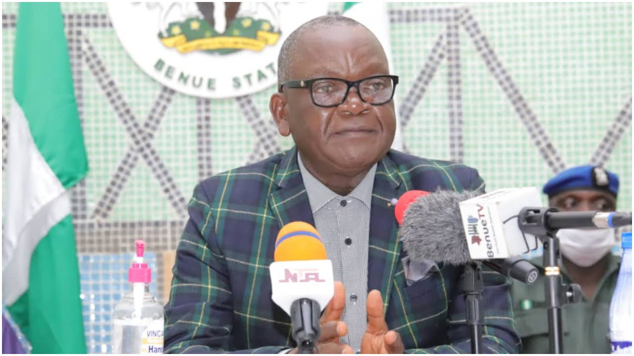Independence Day: Synergy between FG, state can defeat terrorism – Ortom