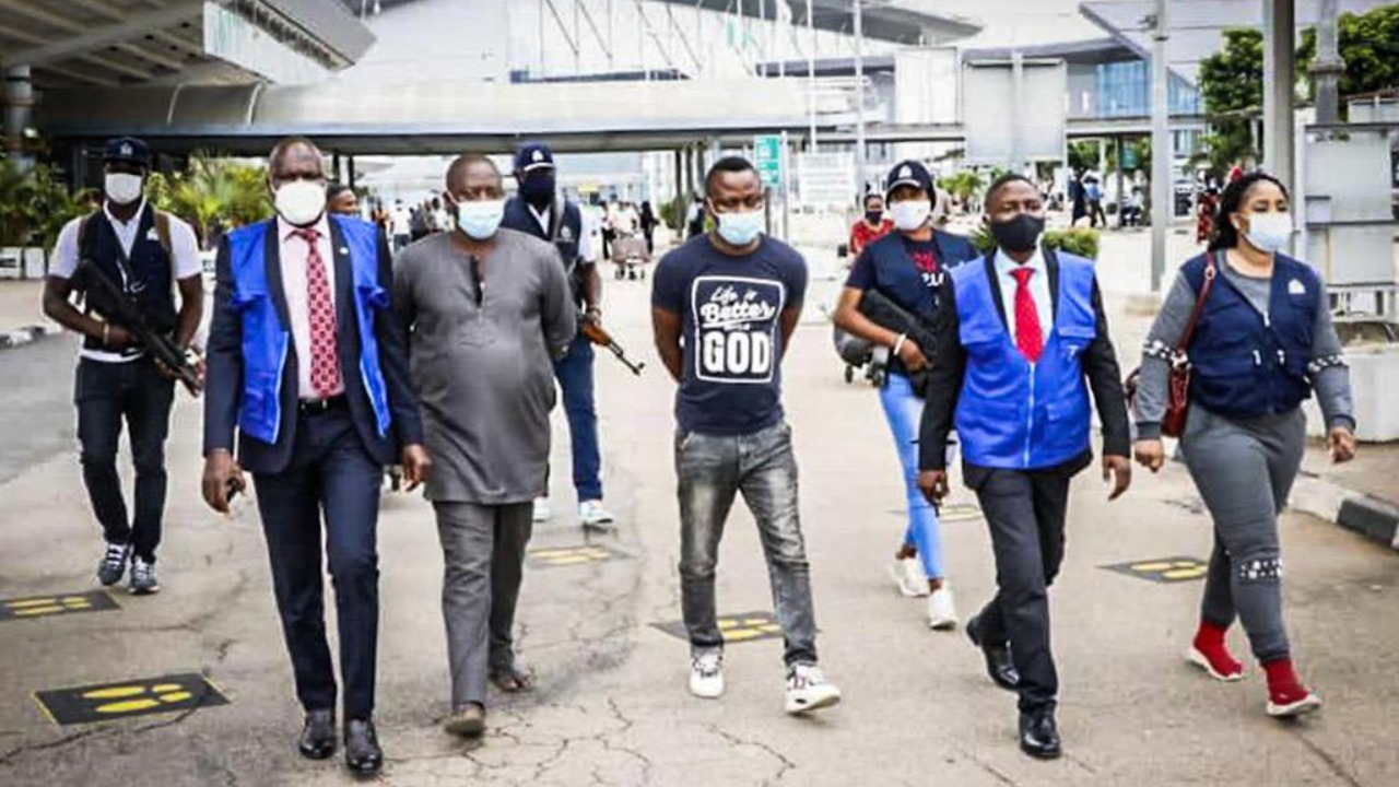 INTERPOL nab Nigerians who attacked 500,000 firms in 150 countries