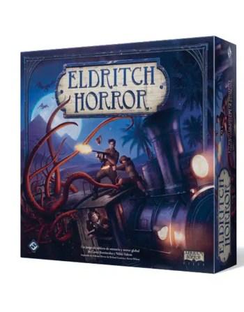 Eldritch Horror 2