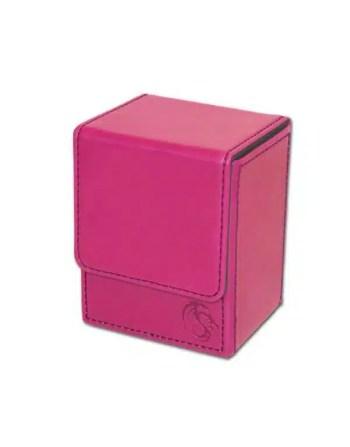 BCW - Deck case LX - rosado 1