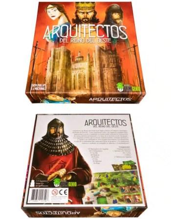 Arquitectos del reino oeste 5