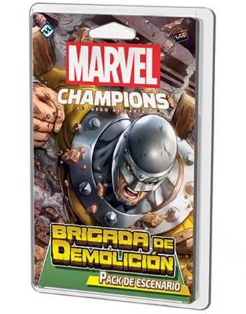marvel champions brigada de demolicion
