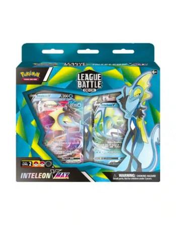 Baraja POK - Battle League Inteleon