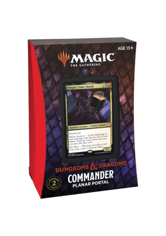 Commander D&D - Planar Portal