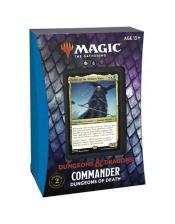 Commander D&D - Dungeons of Death
