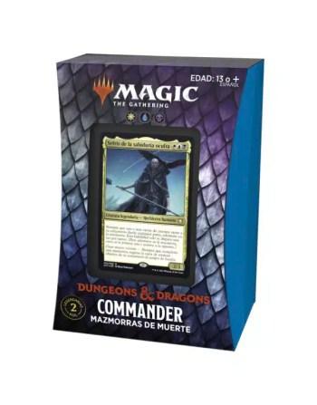 Commander D&D - Mazmorra de Muerte