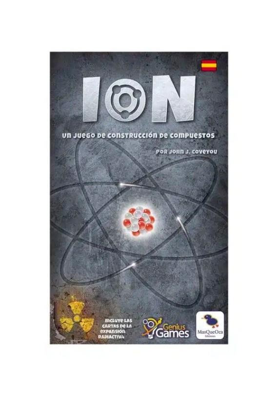 Ion el juego de construcción de compuestos