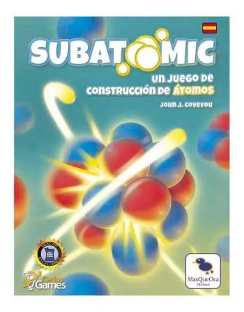 Subatomic el juego de construcción de átomos